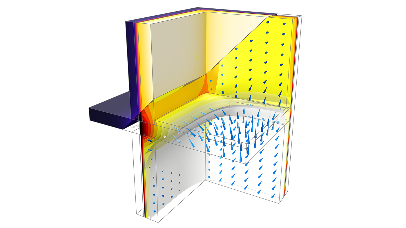 Heat clipart heat radiation. Transfer modeling software for