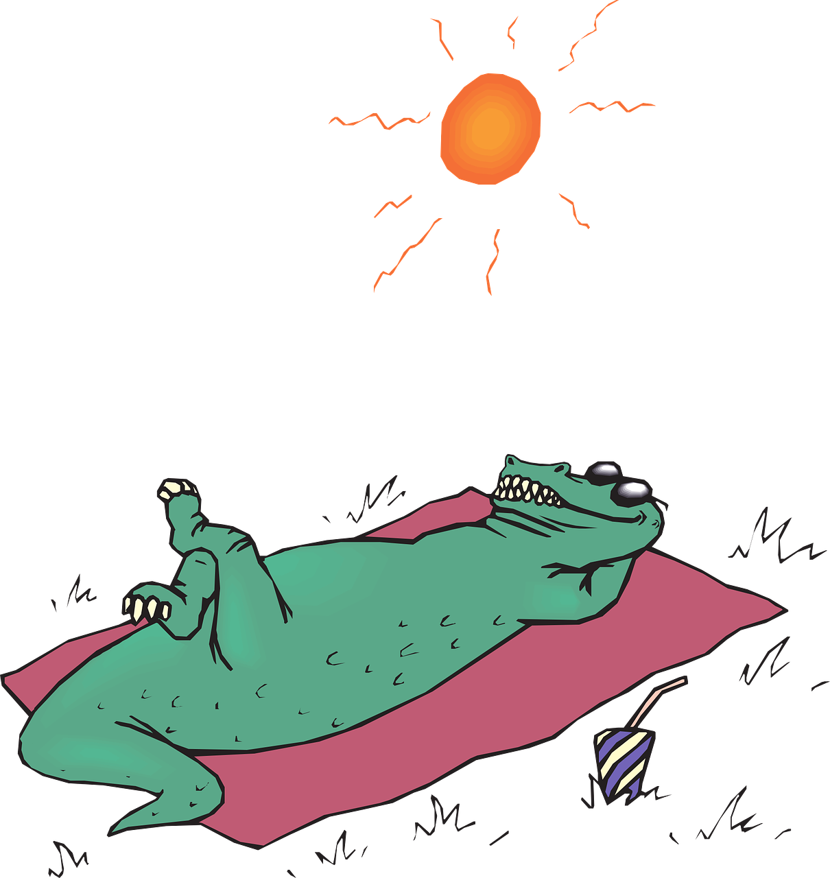 Heat clipart heat safety. Exhaustion and stroke medicine
