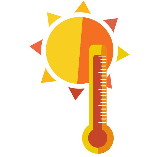 Tips better homes gardens. Heat clipart heat safety