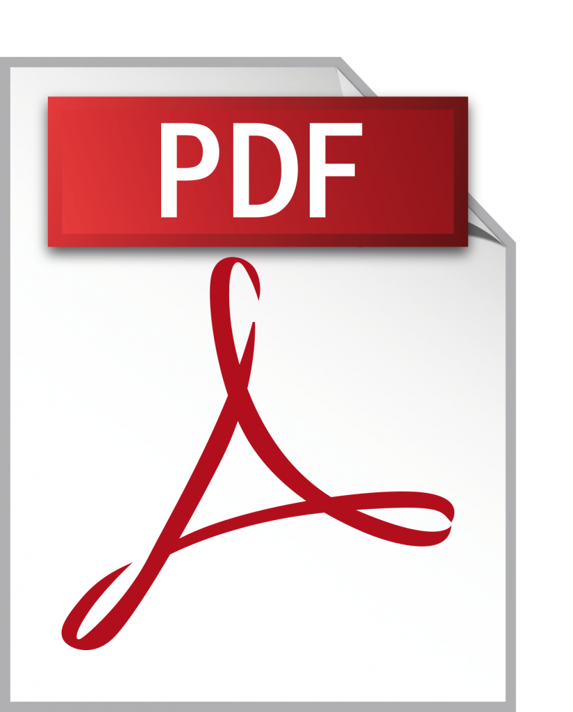 Pdf icon png. Globe product brochures