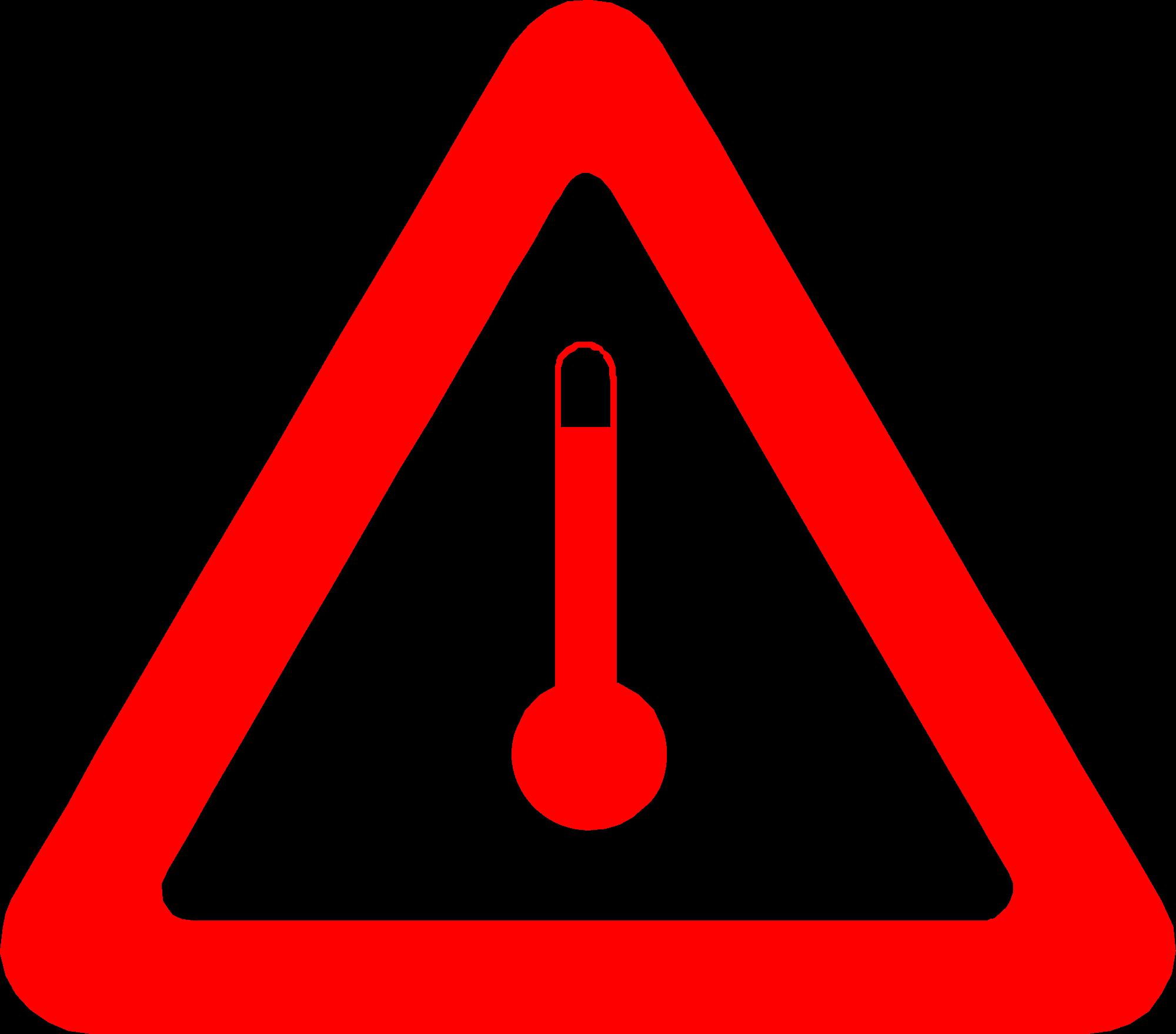 Heat clipart heat stress. North shore health department