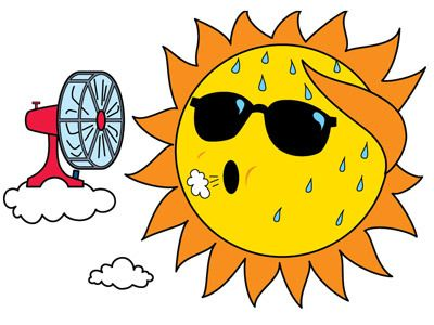 Heat clipart high humidity. Wednesday will be another