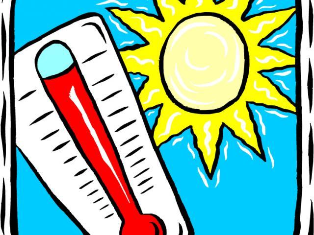 Heat clipart humidity. Free download clip art