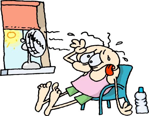 Humid weather cliparts zone. Heat clipart humidity