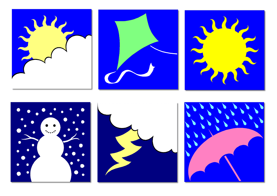 Heat clipart june weather. How impacts bug population