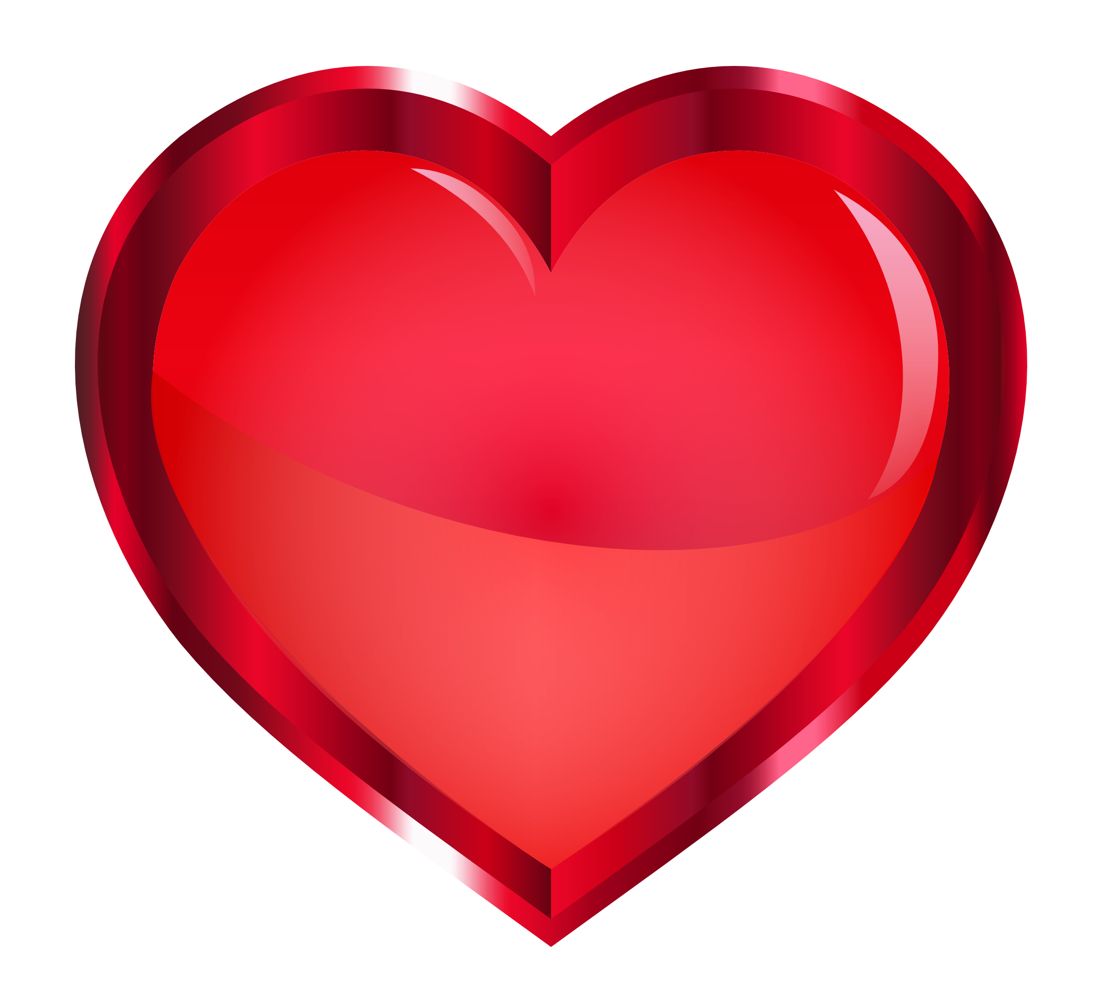 Red png image purepng. Heat clipart kind heart