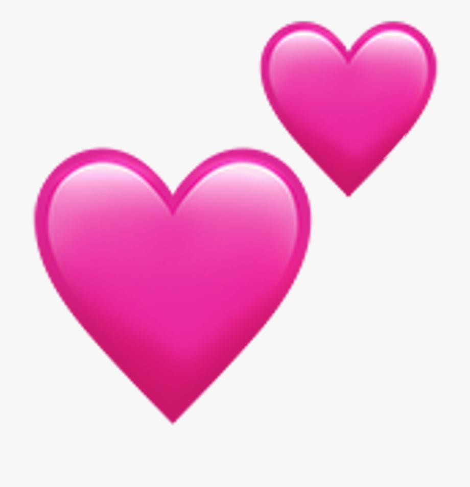 Heat clipart love hearts. Heart png iphone emoji