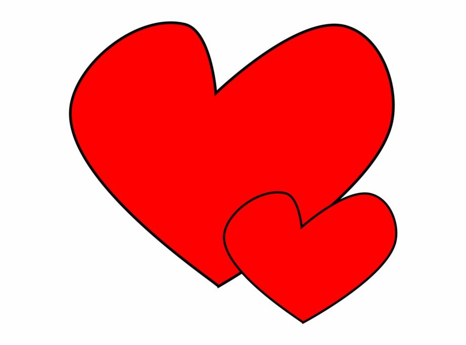 Heat clipart love hearts. Line valentine s day
