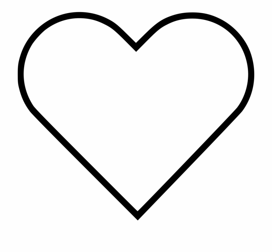 Png black and white. Heat clipart pink double heart
