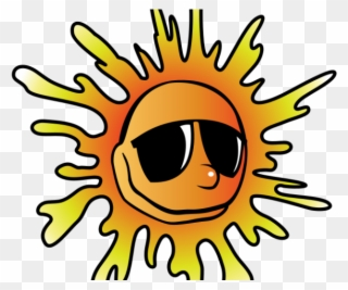 Heat clipart royalty free. Summer clip art png