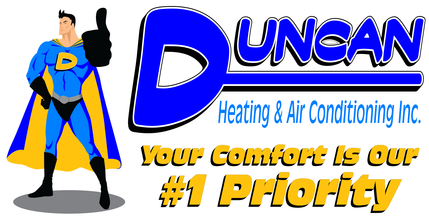 Heat clipart specific heat. Duncan heating air conditioning
