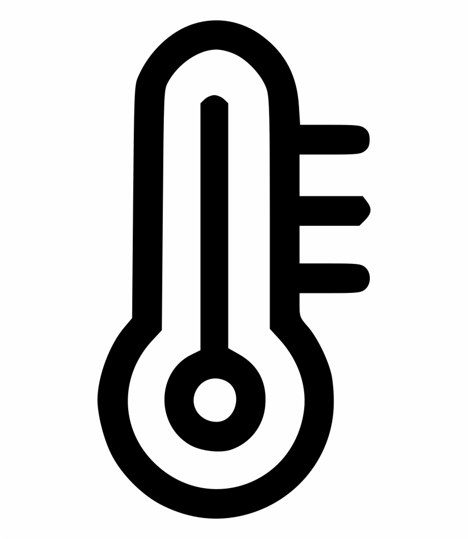 Weather mercury measurement hot. Heat clipart temperature sensor
