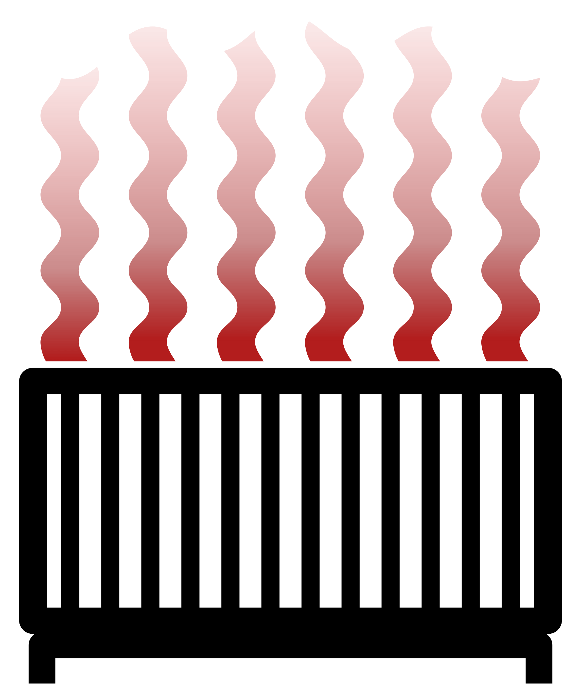 Heating radiator png stickpng. Heat clipart transparent background