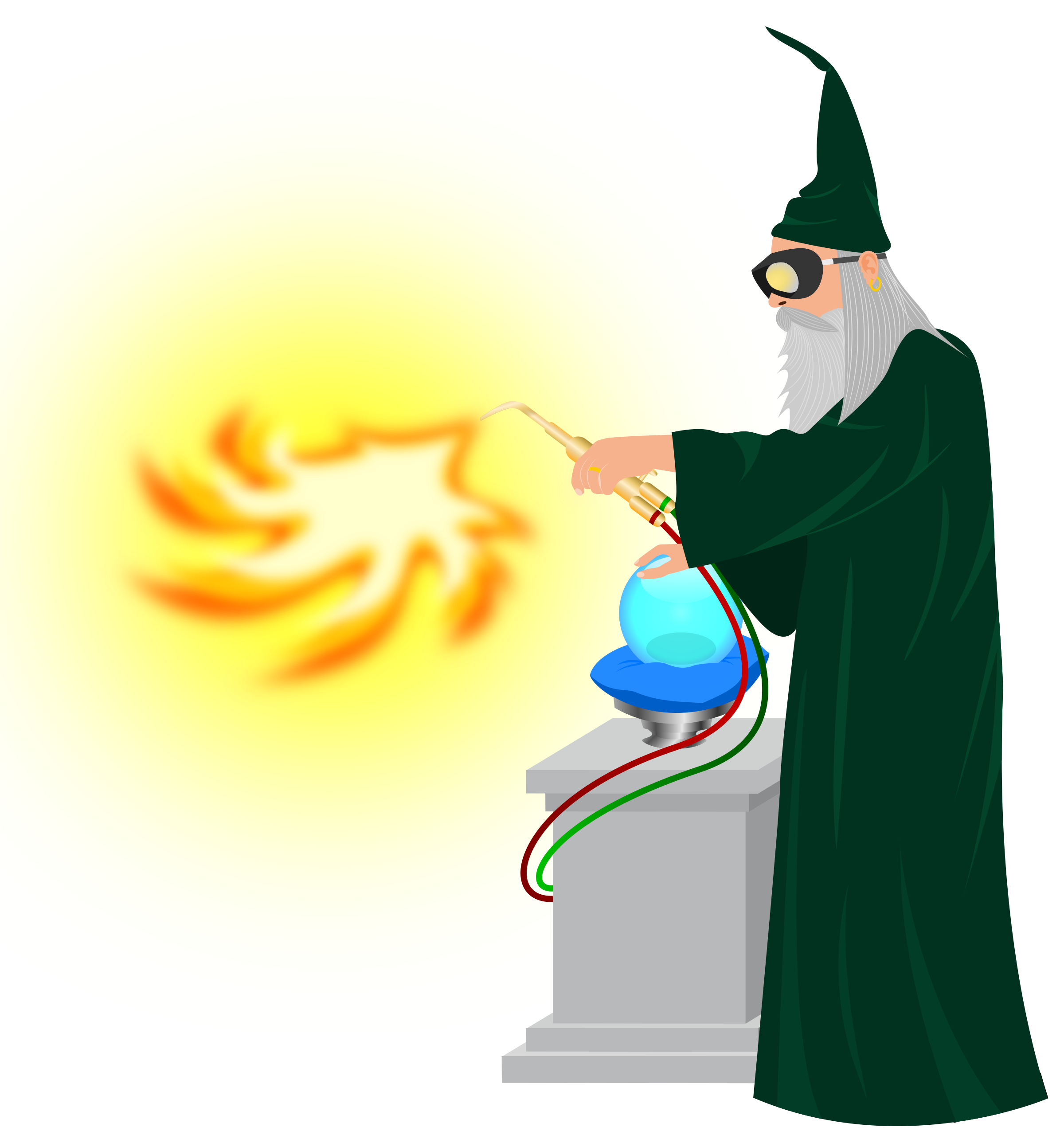 Welding clipart blowtorch. Heat wizard