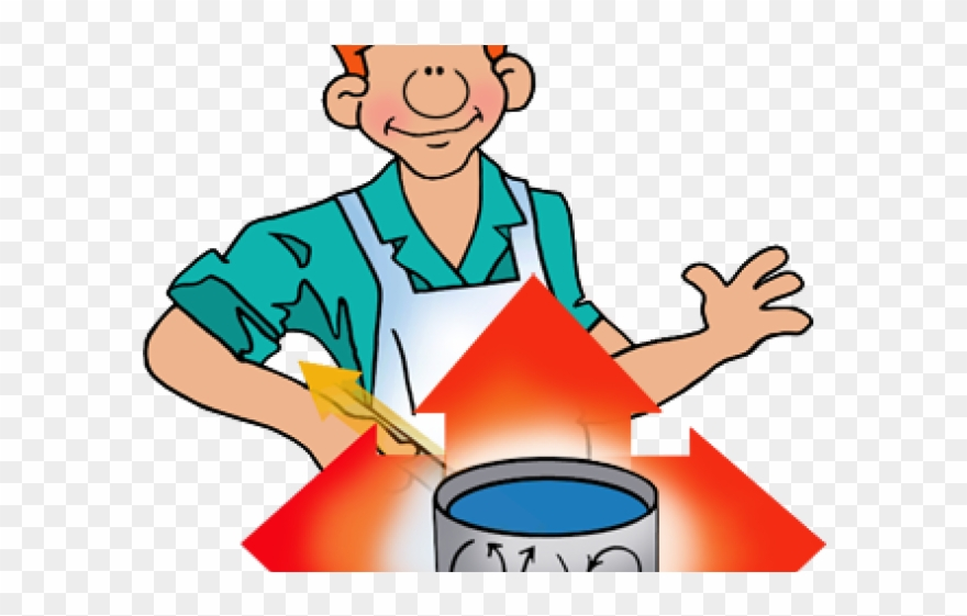 Heat clipart uses heat. Is transferred gif png