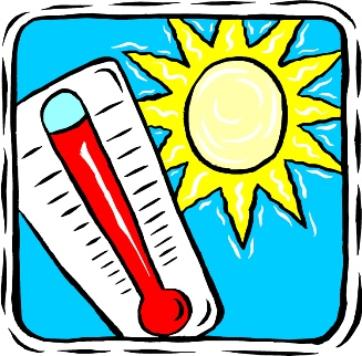 Free warmth cliparts download. Hot clipart weather nice