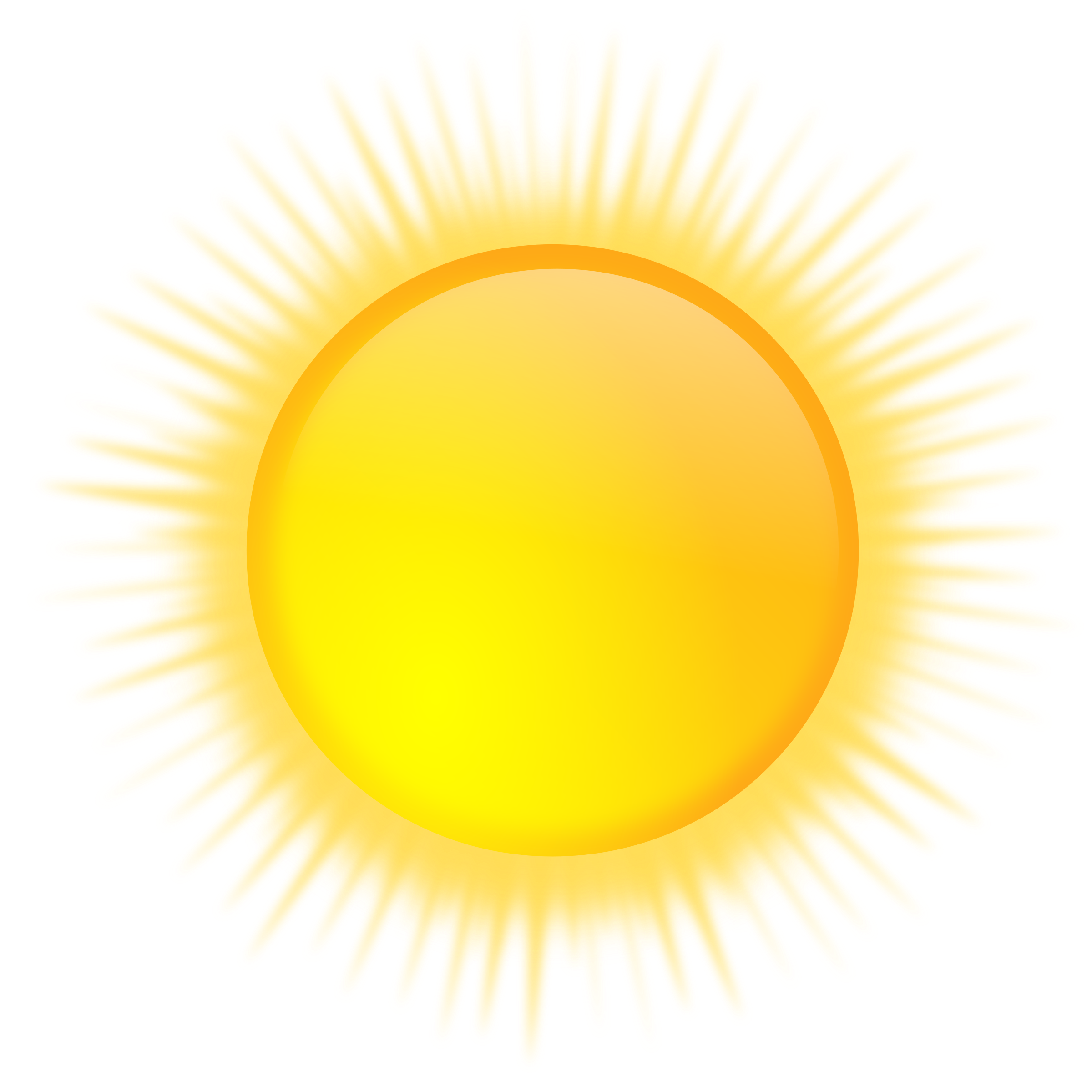 Sunny clipart weather nice. Icon big image png