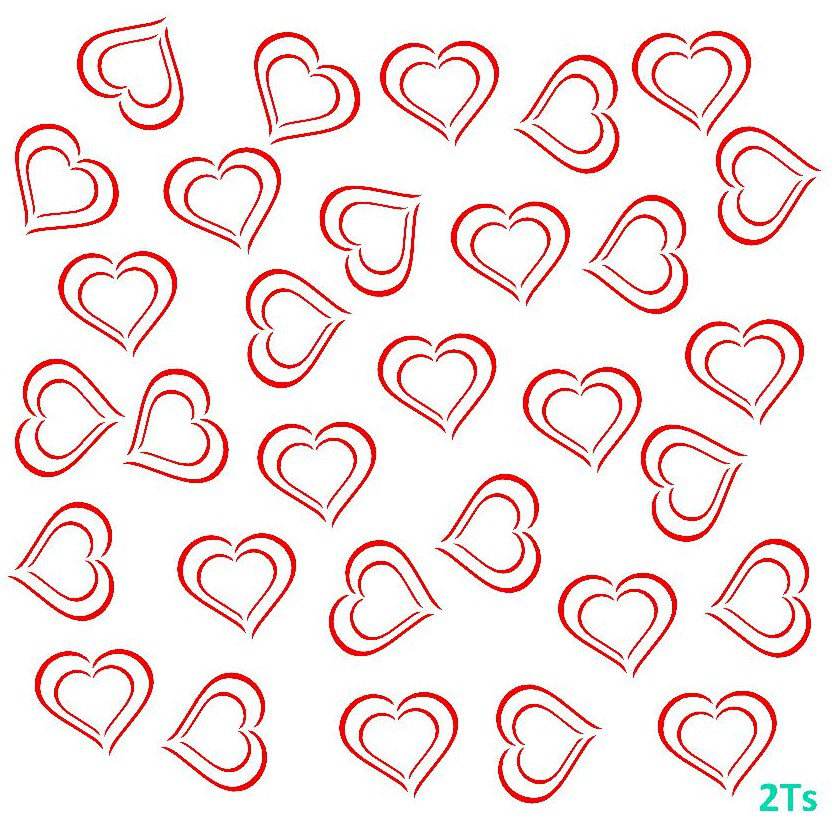 Heat clipart whimsical heart. Hearts