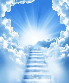 Heaven clipart.  collection of pathway