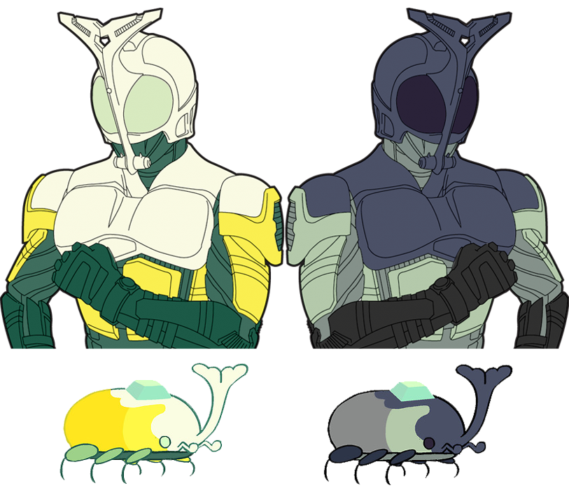 Kamen rider and by. Heaven clipart earth heaven