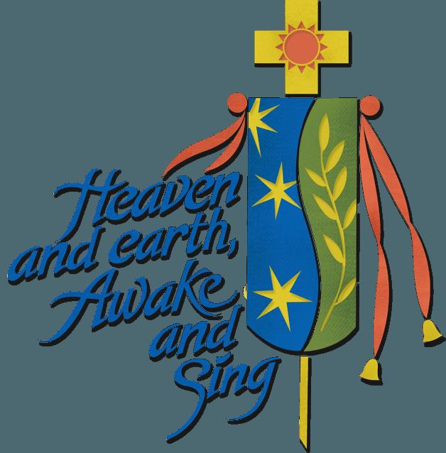 Heaven clipart earth heaven. St olaf christmas festival