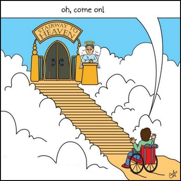 It s in the. Heaven clipart eternal life