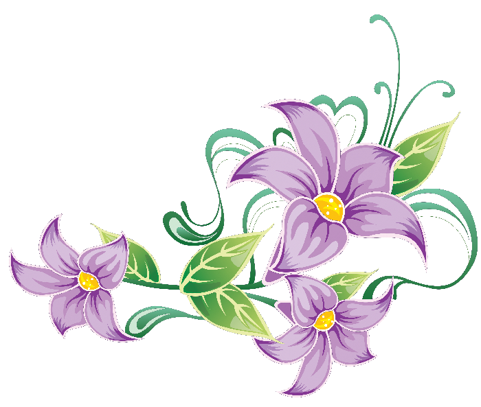 Flores ilustraciones en png. Heaven clipart glories
