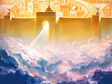 Cliparts heavenly mansion zone. Heaven clipart god's kingdom