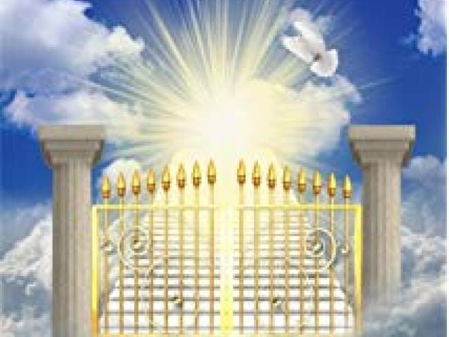 Free download clip art. Heaven clipart golden gates