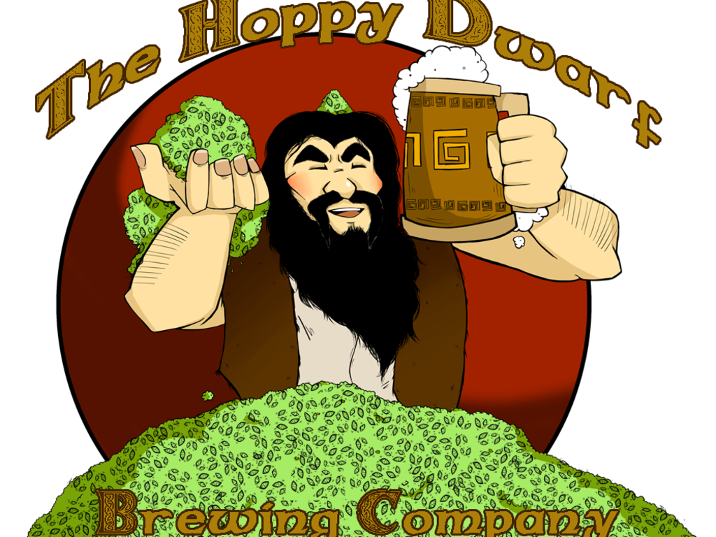 The hoppy dwarf brewing. Heaven clipart homeland