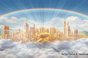 Of station . Heaven clipart kingdom heaven