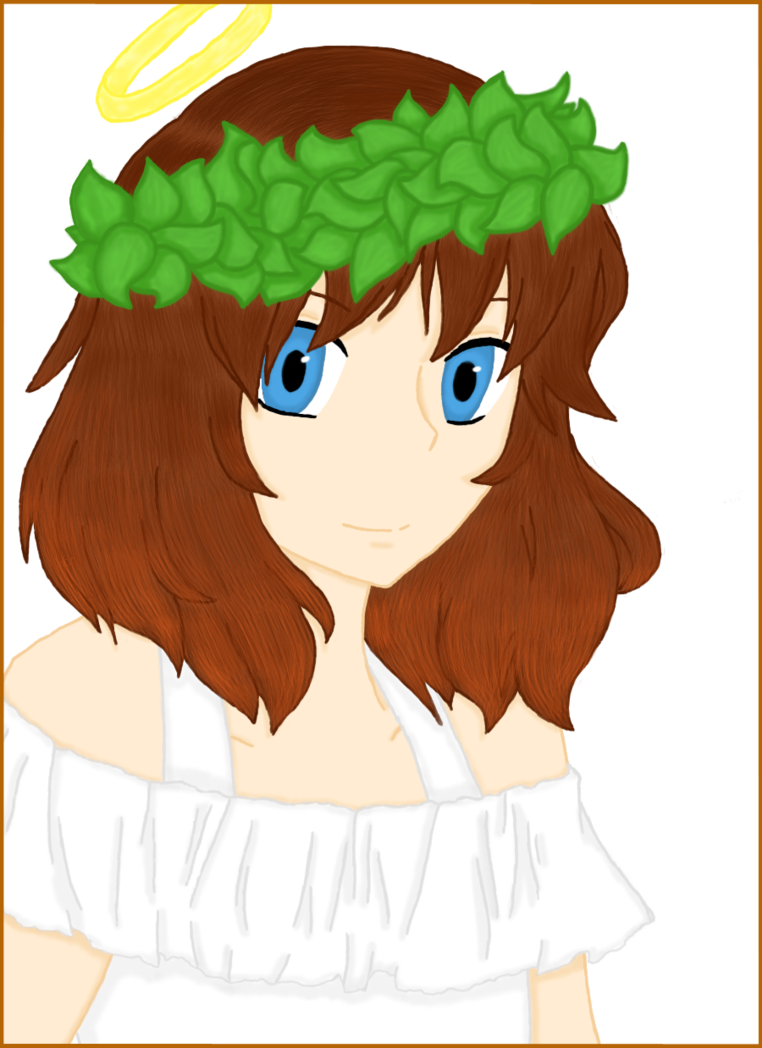 Young mother nature by. Heaven clipart natures