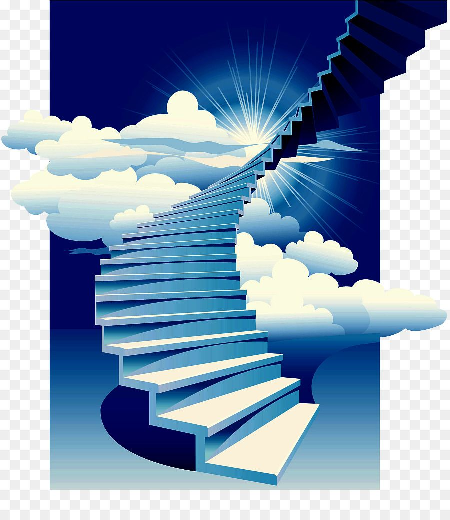 Stairs building clip art. Heaven clipart stairway to heaven