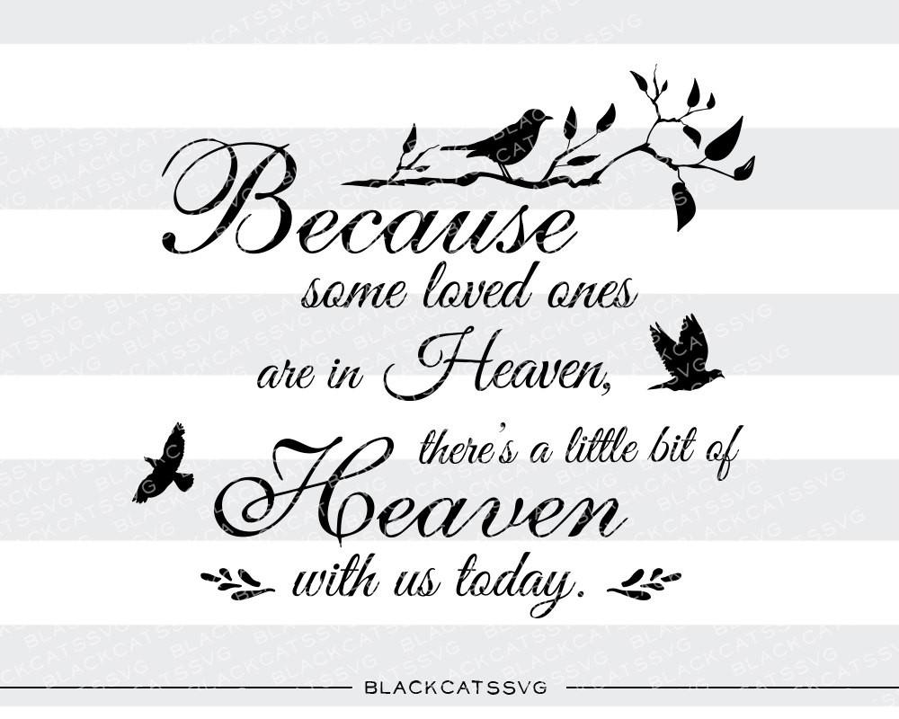 Because some loved ones. Heaven clipart svg