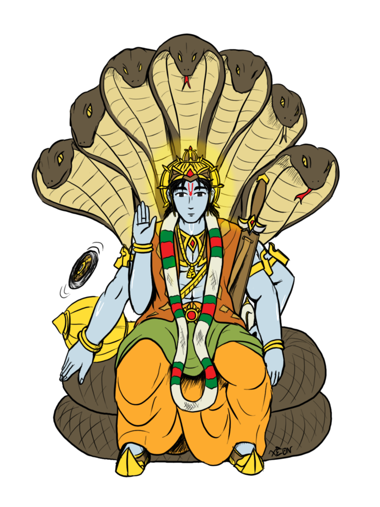 The of narayana by. Heaven clipart throne god