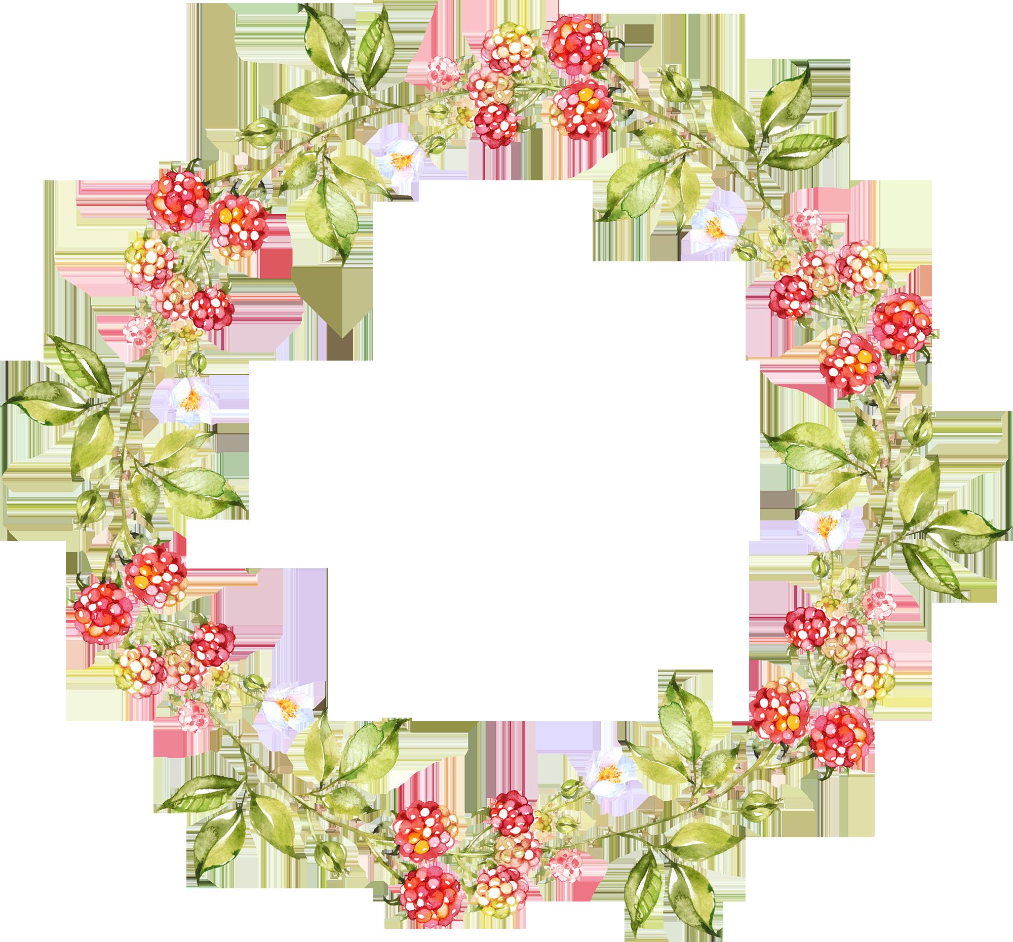 Strawberries clipart wreath. Pin by zaproszenia lubne