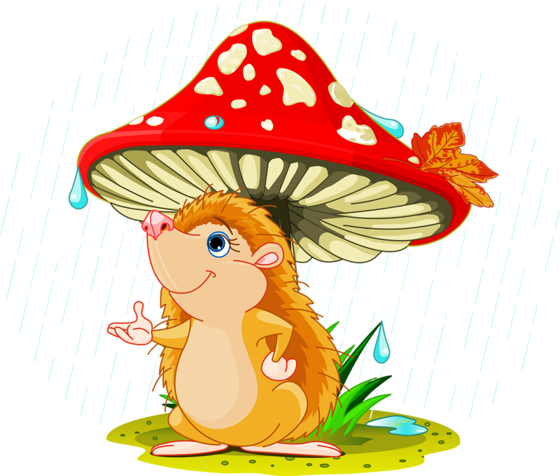 Smiley Baby And Stars Logo Template: Hedgehog Clipart Adorable Cartoon, Hedgehog Adorable