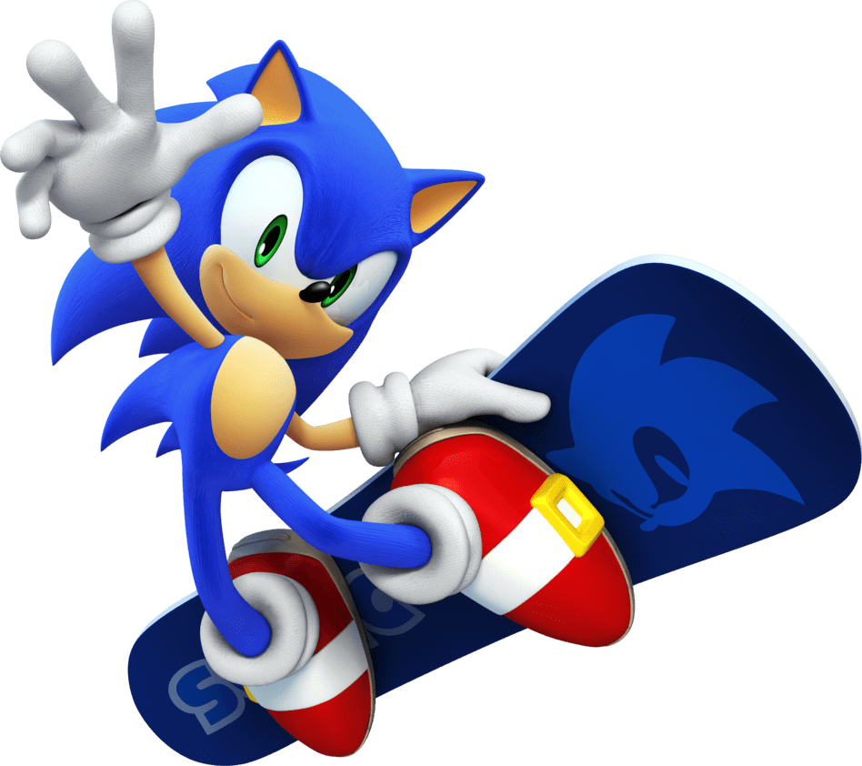 Hedgehog clipart animated. Sonic surf transparent png