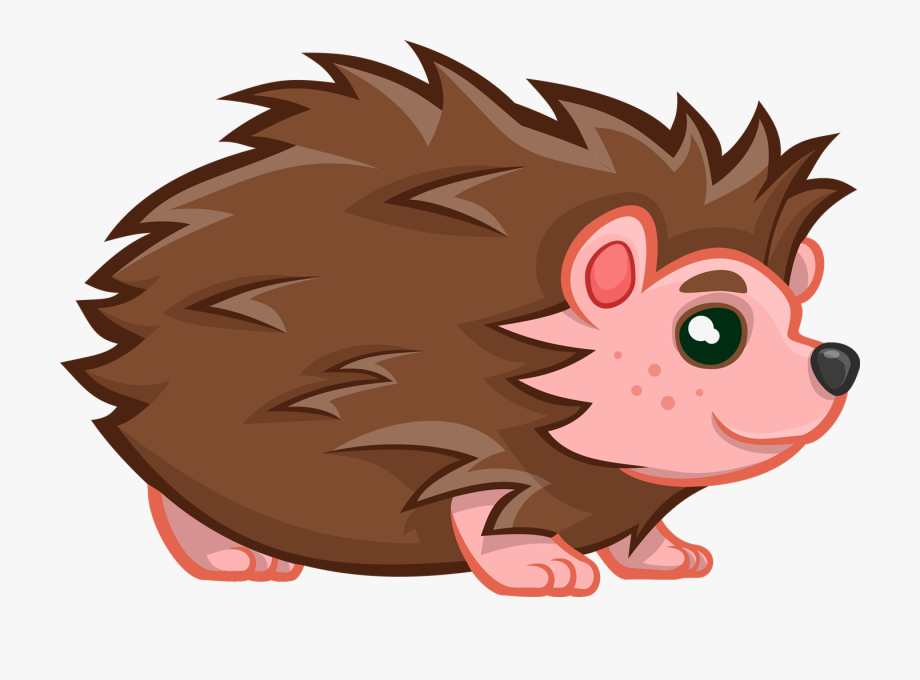 Hedgehog clipart animated. Clip art the cliparts