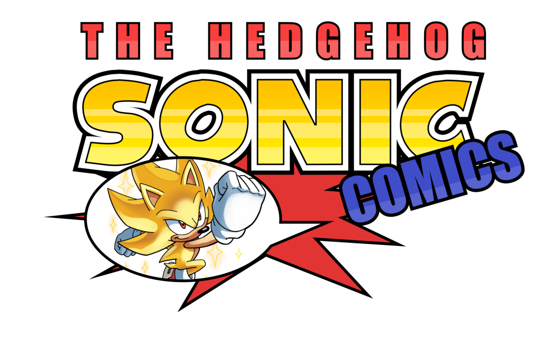 Hedgehog clipart comic. Sonic the comics archie