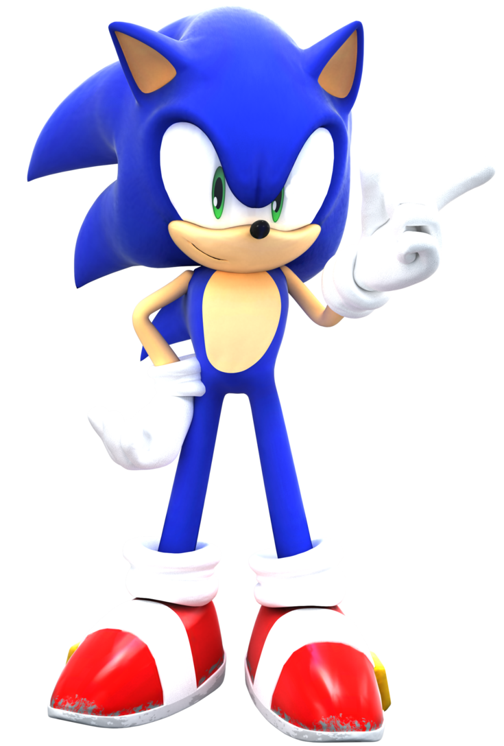 Sonic the piece of. Hedgehog clipart easy cartoon