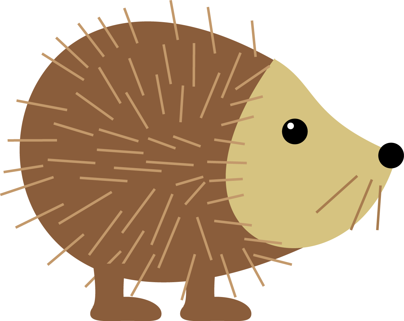 Pin by steffany hernandez. Hedgehog clipart erizo
