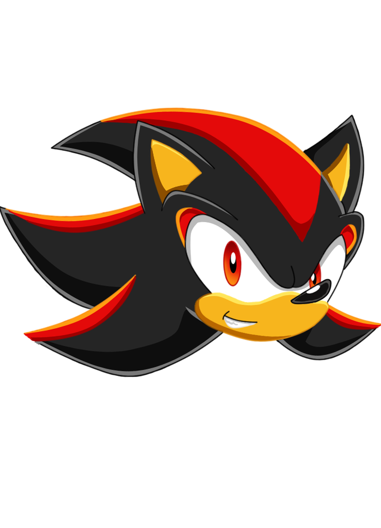 Shadow the lukungaming icon. Hedgehog clipart hedgehog face