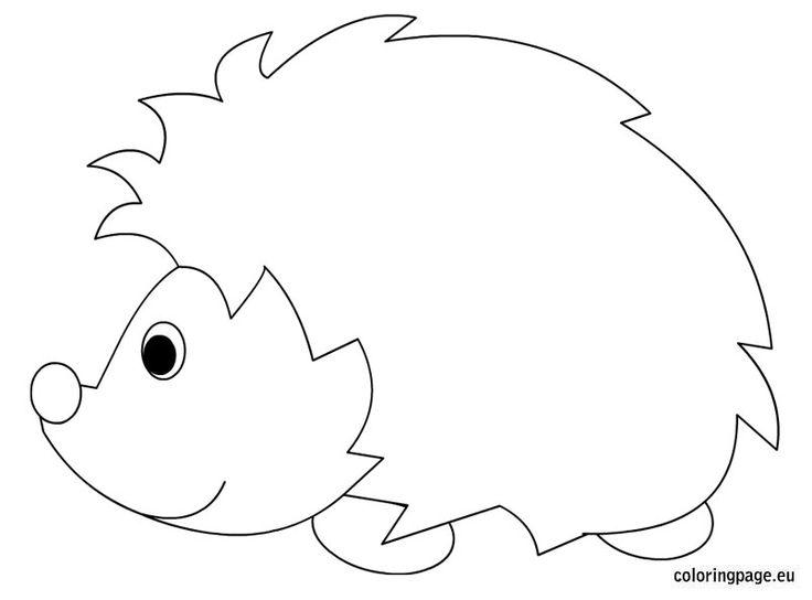 Free cliparts download clip. Hedgehog clipart hedgehog outline