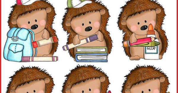 Hedgehog clipart school. New pepper the goes