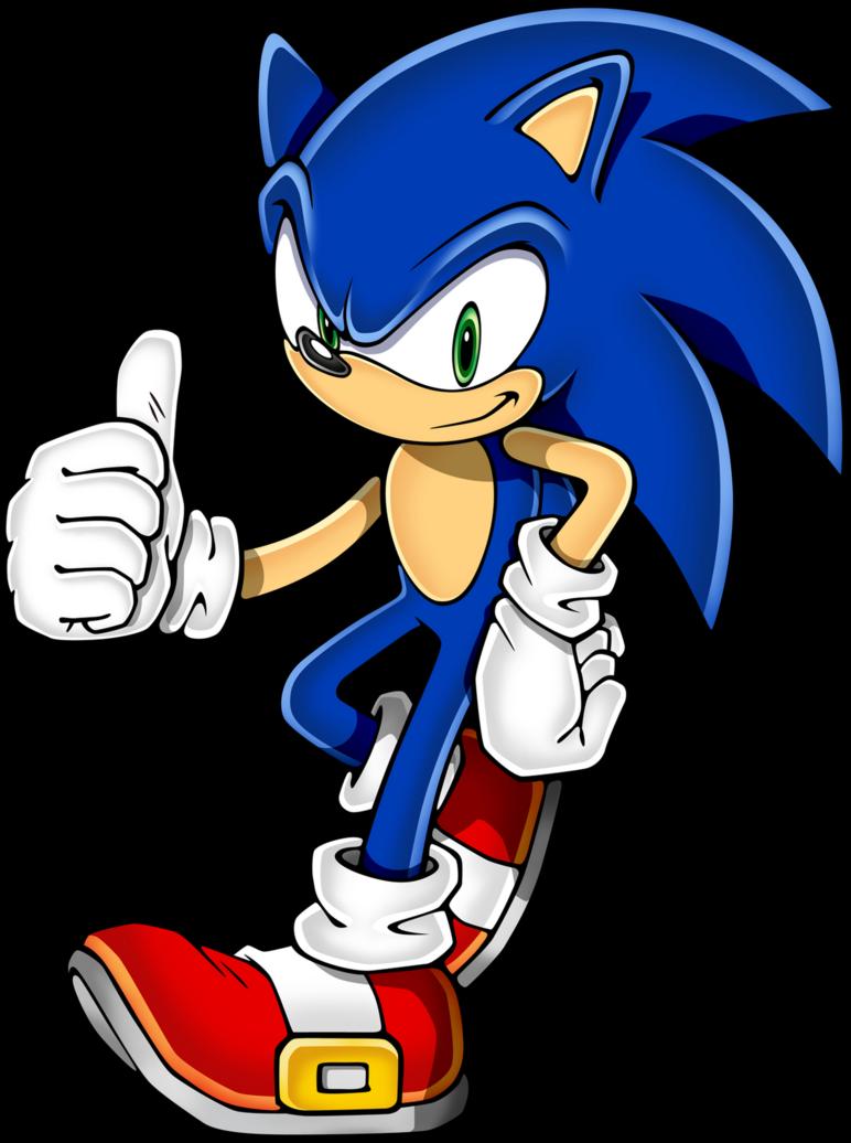 Sonic the paladin decks. Hedgehog clipart simple cartoon