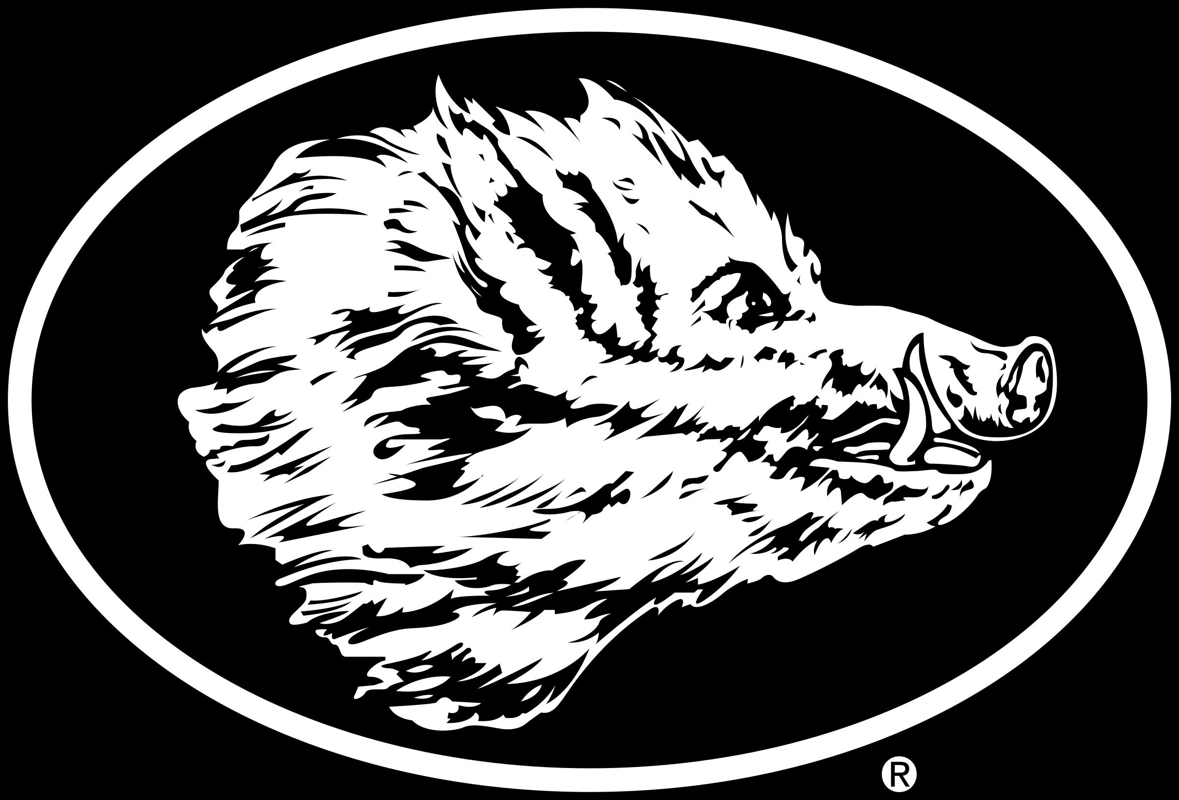 Hedgehog clipart svg. Boars head logo png