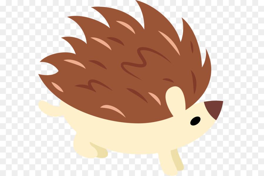 Hedgehog clipart transparent background. Cartoon cat illustration