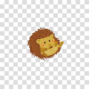 Nigloland domesticated hxe risson. Hedgehog clipart transparent background
