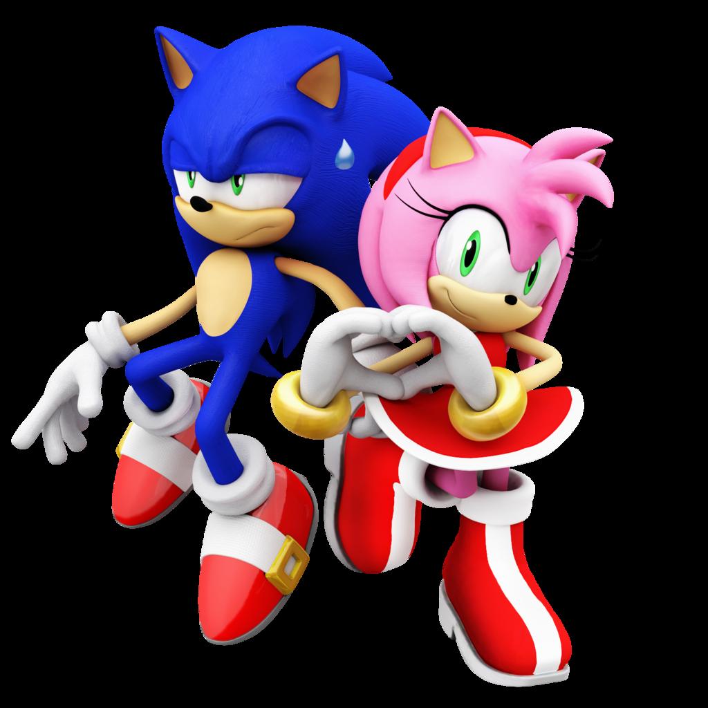 Sonic s unfortunate day. Hedgehog clipart valentine